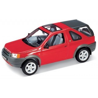 Land Rover Freelander Red 1:24