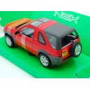 Land Rover Freelander Red 1:24