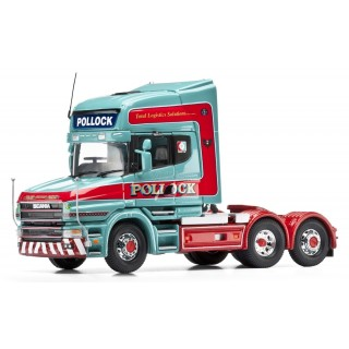"Scania T ""Pollock Scotrans Ltd"" Bathgate Scotland 1:50"