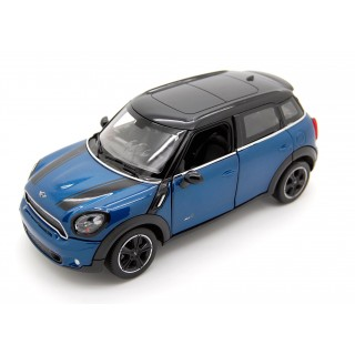 Mini Cooper S Countryman R60 blue 1:24