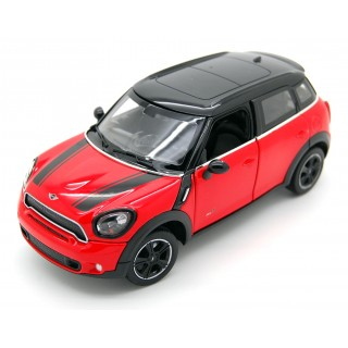 Mini Cooper S Countryman R60 red 1:24