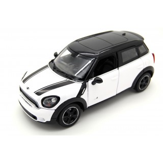 Mini Cooper S Countryman R60 white 1:24
