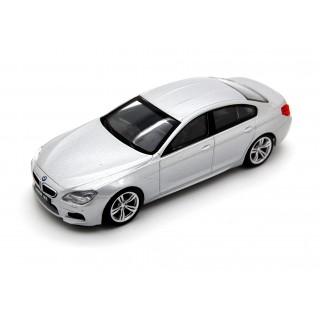 BMW M6 Gran Coupe 2017 silver 1:43