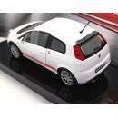 Fiat Grande Punto Abarth SS 2009 white 1:24