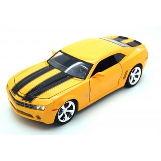 "Chevrolet Camaro 2006  ""Transformers Bumblebee"" 1:24"