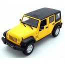 Jeep Wrangler Unlimited Sport 2015 Yellow 1:24
