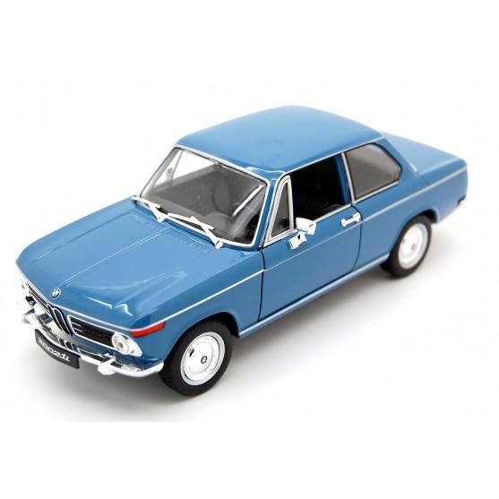 BMW 2002ti 1973  blue 1:24
