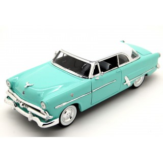 Ford Crestline Victoria 1953 acquamarina 1:24