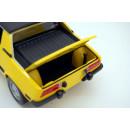 Fiat X1/9 Yellow 1974 1:18