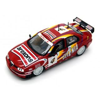 Alfa Romeo 156 Campionato Italiano Super Turismo 1998 1:43