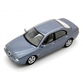 Alfa Romeo 166 anno 1998 grigio metallizzato 1:43
