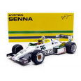 Williams Ford FW08C F1 Test Doninghton 19 july 1983 Ayrton Senna 1:18