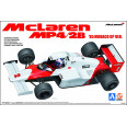 McLaren MP4/2B Monaco Grand Prix 1985 Kit 1:20