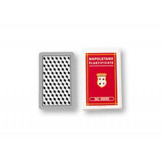 Carte Napoletane astuccio rosso 40 carte