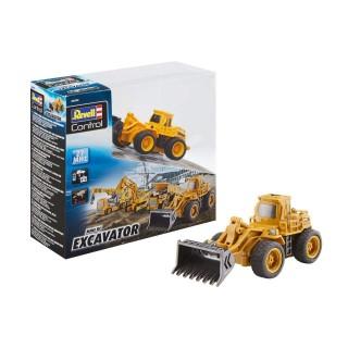 Mini Pala Revell Mini Excavator RC