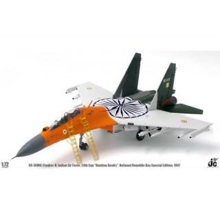 "Sukhoi Su30MKI Flanker-H Indian Air Force 24th Sqn ""Hunting Hawks"" 1:72"