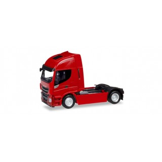 Iveco Stralis Highway XP red 1:87