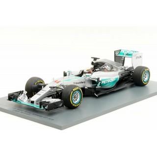 Mercedes Amg Petronas W06 F1 2015 Lewis Hamilton 1:18
