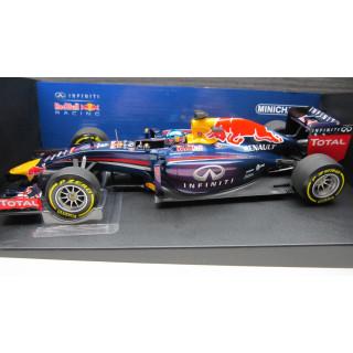 Red Bull Renault  Infiniti Racing RB10 2014  Sebastian Vettel 1:18