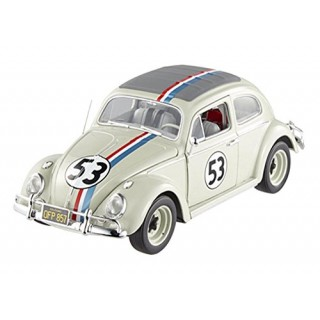 Volkswagen Beetle Herbie al Rally di Montecarlo 1:43