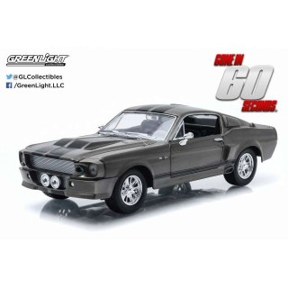 "Ford Mustang ""Eleanor"" 1967 ""Gone in 60 seconds"" 1:24"