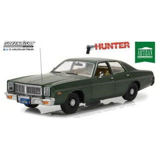 Dodge Monaco 1977 Series TV Hunter 1984-91 1:18
