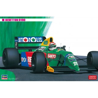 Benetton Formula B190 Ford F1 1990 1:24