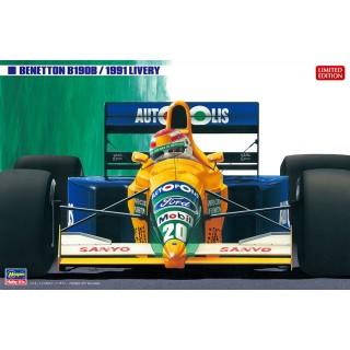 Benetton Formula B190B Ford F1 1991 1:24