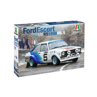 Ford Escort RS1800 MKII Kit 1:24