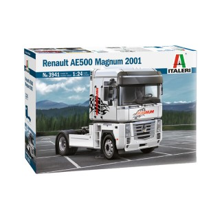 Renault Magnum AE500 Model Year 2001 Kit 1:24