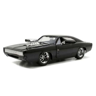 Dodge Charger R/T Dom's 1970 Fast & Furious 1:24