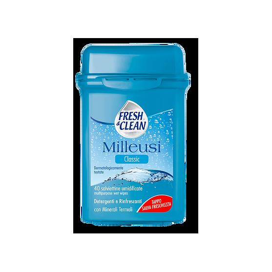 Fresh & Clean Milleusi Classic 40 pz