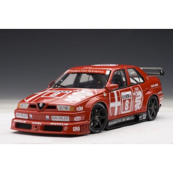 Alfa Romeo 155 V6 TI DTM 1993 Nicola Larini Winner Zolder 1:18