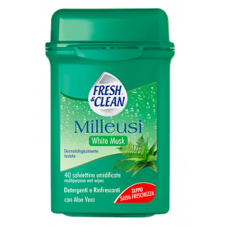 Fresh & Clean Milleusi White Musk 40 pz