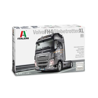Volvo FH4 Globetrotter XL Kit 1:24