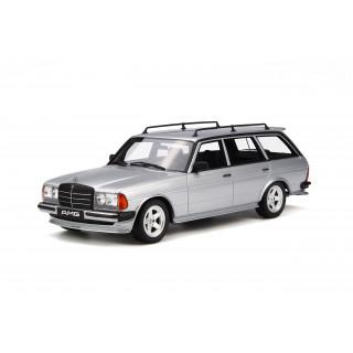 Mercedes-Benz 280TE AMG (S123) Silver 1982 1:18