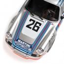 Porsche 911 Carrera RSR Martini Racing Team Muller/ Van Lennep 1000 km di Dijon 1973 1:18