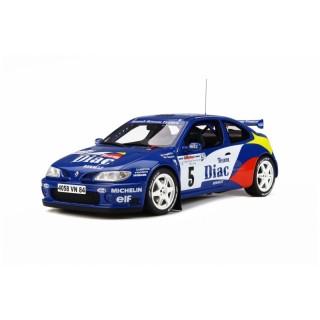 Renault Megane Maxi Kit Car  Bugalski  1996 Tour de Corse 1:18