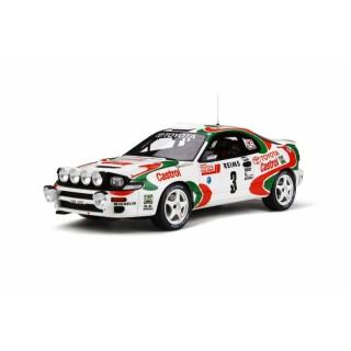 Toyota Celica ST185 1993 Rally Montecarlo 1:18