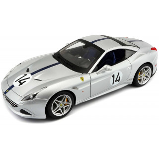 Ferrari California T Hot Rod Argento 1:18