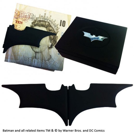 Batman Batarang Fermasoldi Money Clip (Black)