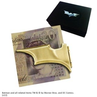 Batman Batarang Fermasoldi Money Clip (Bronze)