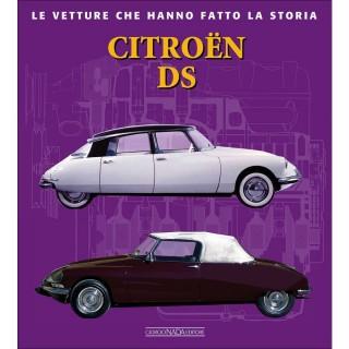 Citroën DS le vetture che hanno fatto la storia