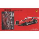 Ferrari 126C2 Long Beach GP 1982 Kit 1:20