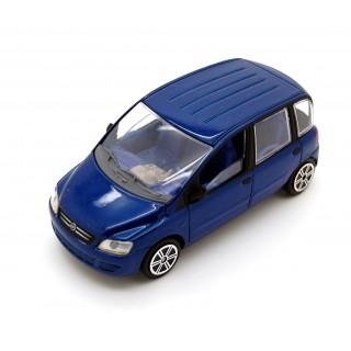Fiat Multipla II 2001 Blu metallizzato 1:43