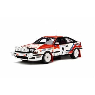 Toyota Celica ST165 1991 Rally Montecarlo 1:18