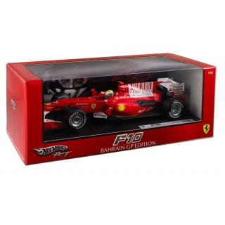 Ferrari F10 2010 Bahrain Gp Felipe Massa 1:18
