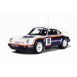 Porsche 911 SC RS Tour de Corse 1985  Bernard Béguin / Jean-Jacques Lenne 1:18
