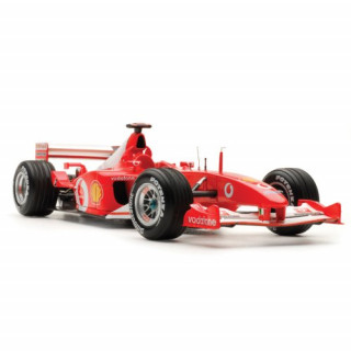 Ferrari F1 F2002 Michael Schumacher Elite Series 1:18