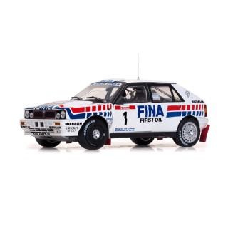 Lancia Delta HF Integrale 16V D.Auriol / B.Occelli 1991 2nd Tour de Corse 1:18